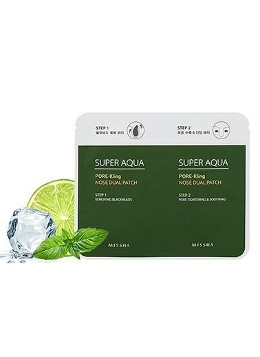 Missha Super Aqua Pore-Kling Nose Dual Patch Renksiz
